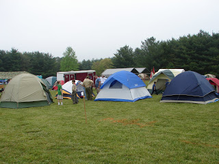 Boy Scout Jamboree Weekend