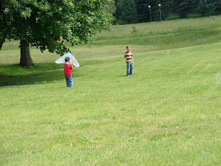 Kite Flying Afternoon