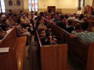 Diocesan Scout Mass