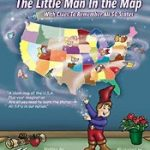 The Little Man in the Map from Schoolside Press