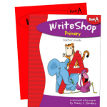 TOS Crew Review ~ WriteShop Primary A