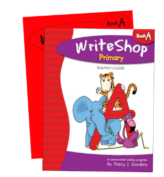 WriteShop Primary Book A SET