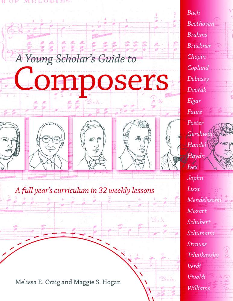 A Young Scholar's Guide to Composers from Bright Ideas Press