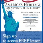 TOS Crew Review: American Heritage Education Foundation