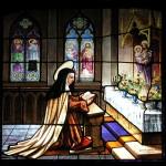 Prayer Moment with Saint Theresa