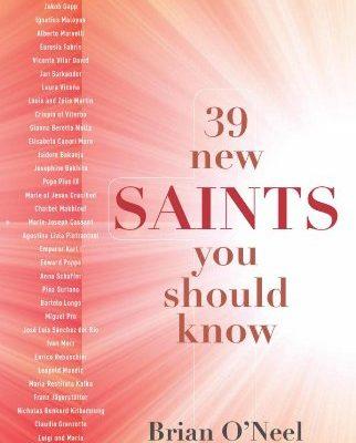 Review ~ 39 New Saints You Should Know