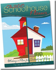 2010 Schoolhouse Planner from TOS