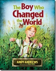 Review ~ The Boy Who Changed the World