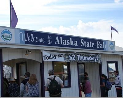 Fun at the Alaska State Fair
