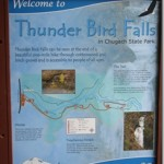 Hiking to Thunderbird Falls