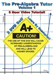 TOS Crew Review ~ Math Tutor Pre-Algebra and TI-84 Calculator Tutor