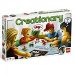 Review ~ LEGO Creationary:Modern Day Pictionary?
