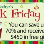 """Black Friday"" Sales for Homeschoolers"