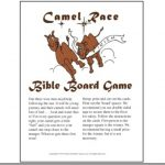 Race a Camel for Christmas Season Fun