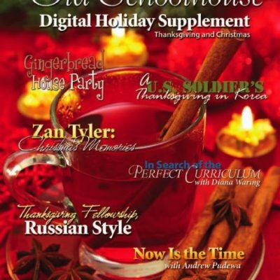 TOS Magazine Promo Plus a Holiday Freebie