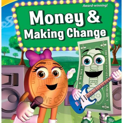 Learning About Money with your DVD player (Review)