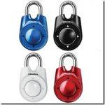 Master Lock Vault (Speed Dial lock)