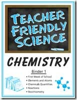 Teacher Friendly Chemistry ~ Review