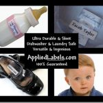 Applied Labels, a product to minimize lost or confused items