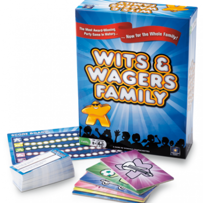 Wits and Wagers Family, a TOS Crew Review