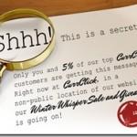 Shhhh..CurrClick Has a Secret….