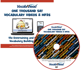 TOS Crew Review ~ VocabAhead DVD