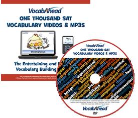 TOS Crew Review ~ VocabAhead DVD