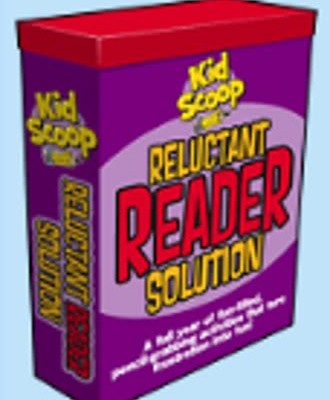 TOS Crew Review ~ Kid Scoop & Reluctant Reader Solution