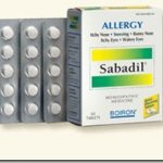Sabadil® by Boiron, a review & giveaway