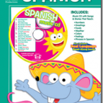 Twin Sisters Spanish Workbook & CD, a review
