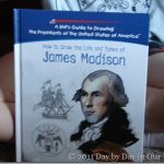 How to Draw the Life and Times of James Madison, a review