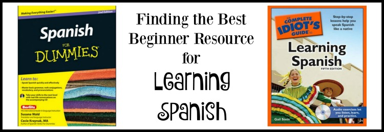 Finding the Best Beginner Resource for Learning Spanish