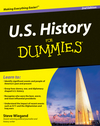 Complete Idiot's Guide Versus Dummies:United States History, review