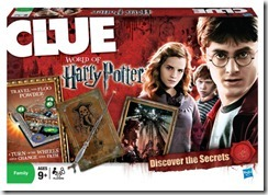 Clue: The World of Harry Potter, a review