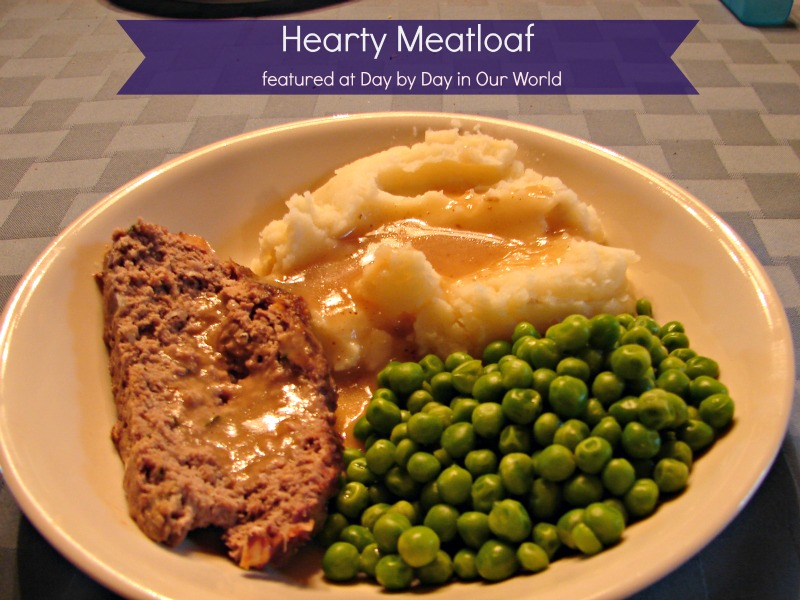 Hearty Meatloaf Recipe that is easy to customize