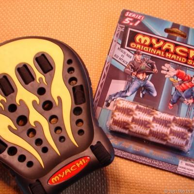 Myachi Battle Paddle, a review