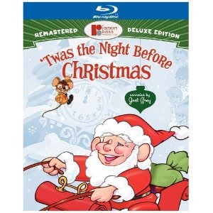 'Twas the Night Before Christmas on Blu-Ray