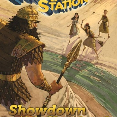 The Imagination Station #5 (Showdown with the Shepherd) & #6 (Problems in Plymouth)