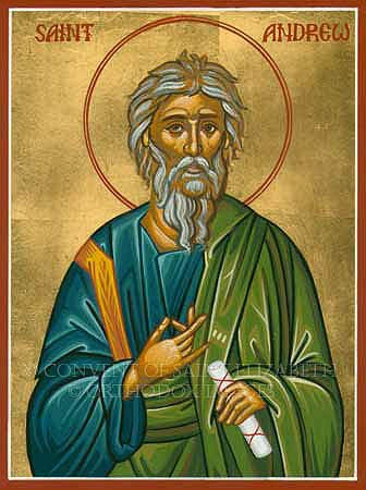 Saint Andrew Avellino~ Patron of Those who have Suffered a Stroke