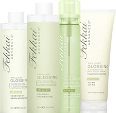 Fekkai Brillant Glossing Hair Products
