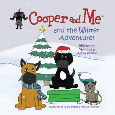 Cooper and Me and the Winter Adventure!