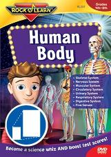 Human Body by Rock N Learn