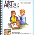 TOS Crew Review – Artistic Pursuits Grades K – 3 Book 1: An Introduction to the Visual Arts