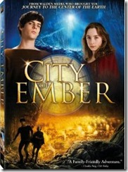 City of Ember, an interesting dystopian adventure movie for the family