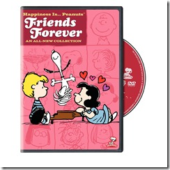 Happiness is…Peanuts: Friends Forever