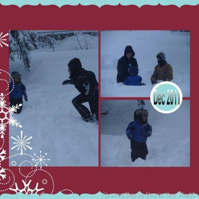 Fun in the Outdoors in Winter