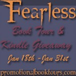 Fearless Young Adult Book Tour and Kindle Giveaway, ends 1/31