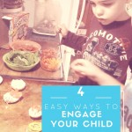 Four Easy Ways to Engage Your Child in Healthy Cooking