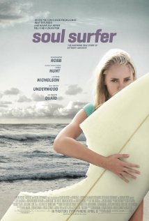 Soul Surfer, an inspiring movie for all ages