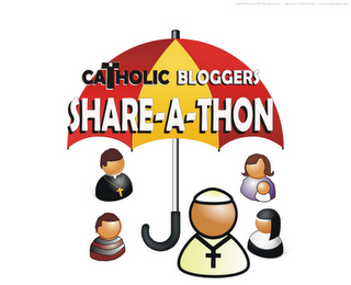 Catholic Bloggers Network Share-A-Thon (Giveaway) $350 in Prizes, Ends 2/25